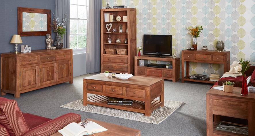 Living Room Furniture Wood wooden furniture design for living room in india - popular living