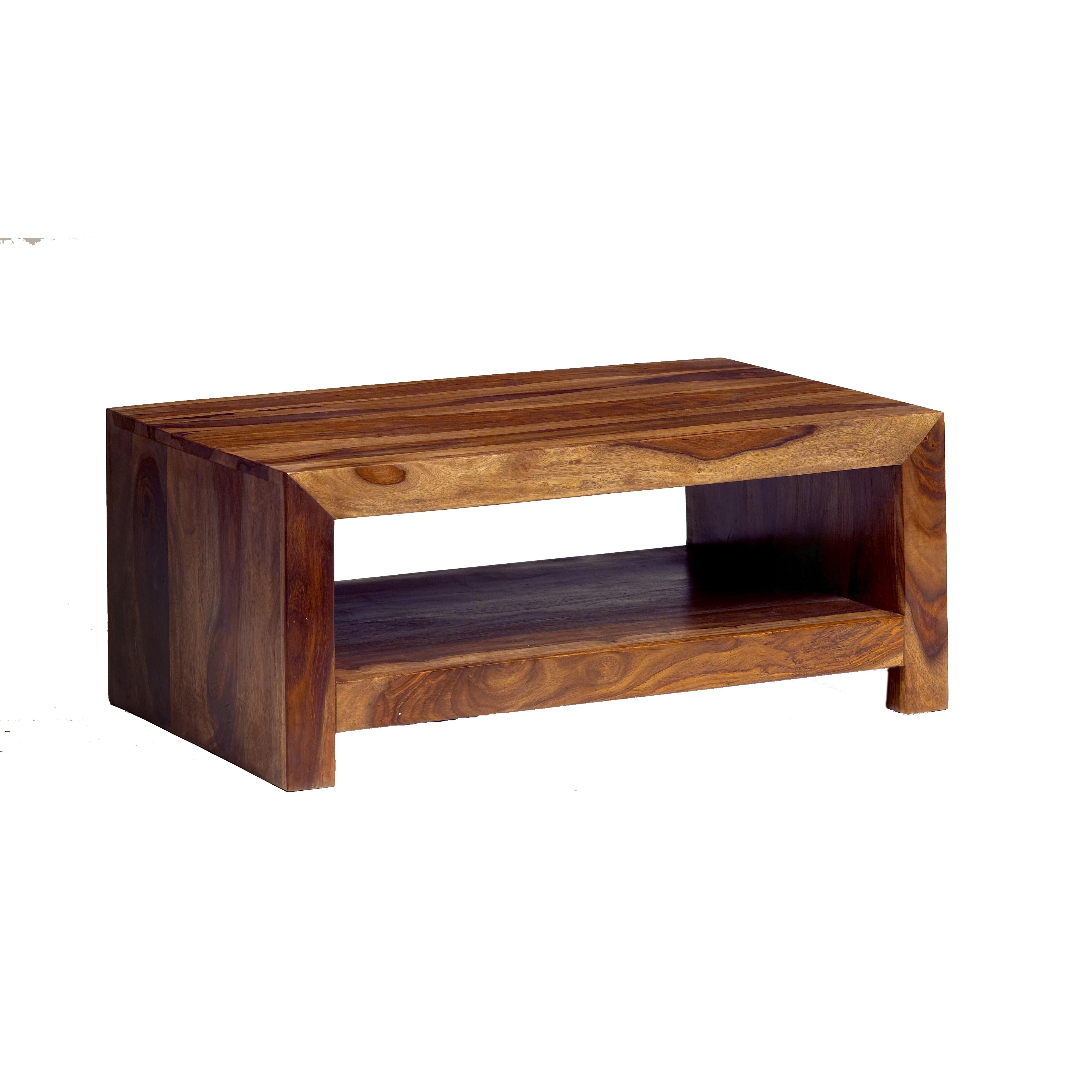 Cube Contemporary Coffee Table Medium