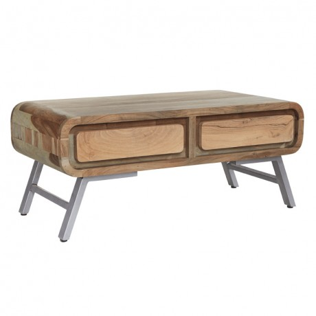 Aspen Coffee Table 2 Drawer