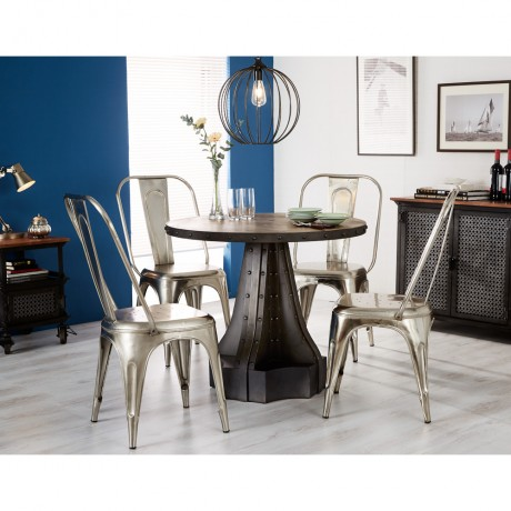 Evoke Round Dining Table