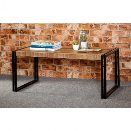Cosmo Industrial Large Coffee Table