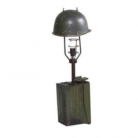 Military Cap Lamp