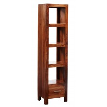 Cube Bookcase - Slim Jim