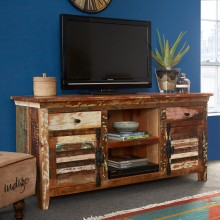 Coastal Large TV Media Credenza
