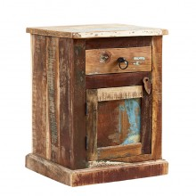 Coastal Bedside Table