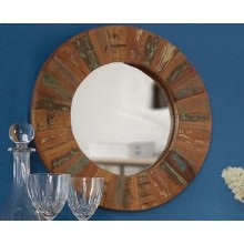 Coastal Large Mirror Frame