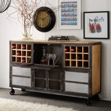 Evoke Bar Cabinet