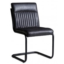 Dark Grey Dining Chair (Sold in Pairs)
