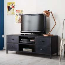 Metalica Iron TV Cabinet
