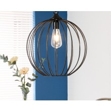 Sphere Cage Hanging Lamp