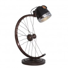 Half Cycle Wheel Lamp
