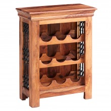 Jali Wine Rack