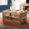 Coastal Reclaimed Wood Trunk Box
