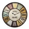 Clock CHALET Industrial style Metal