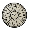 Clock DOUGLAS Industrial Style Metal