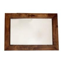 Toko Dark Mango Mirror Frame