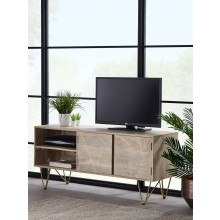 Light Gold Plasma Media Unit