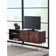 Dark Gold Plasma Media Unit