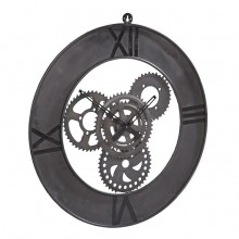 Factory Metal Clock Large