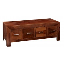 Cube 8 Drawer Coffee Table Trunk