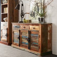 Coastal Large Sideboard