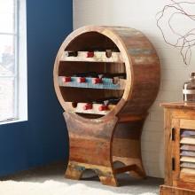 Coastal Wine Cabinet