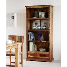 Coastal Large Bookcase