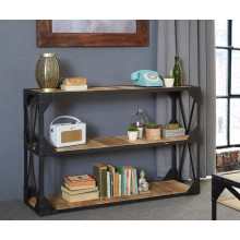 Ascot Console/TV Stand/Low Bookcase