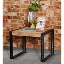 Cosmo Industrial Small Coffee Table