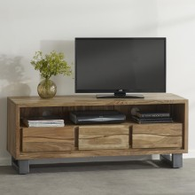 Baltic Live Edge Media Unit