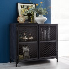 Metalica Iron Small Sideboard